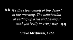 Motocross Quotes From Famous Riders Steve mcqueen quote