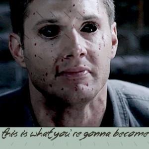, Scary Dean, Dean O'Gorman, Supernatural Quotes Dean, Supernatural ...