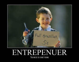 funny entrepreneur free Brazilian caption pic