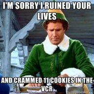 Elf Bored