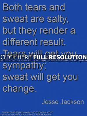 sympathy quotes, meaningful, sayings, jesse jackson