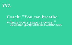 Inspirational Sports Quotes For Girls Swimming Funny swimmer quotes