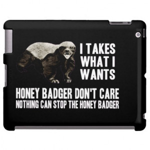 Honey Badger funny quotes