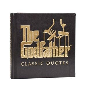 The Godfather Classic Quotes #gifts
