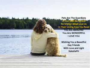 Guardians of Well Being , Love , Pets . Bookmark .
