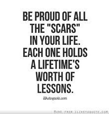 scars quote images - Google Search