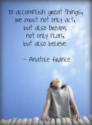 Anatol France Quote Monday Motivation {1.24.11}