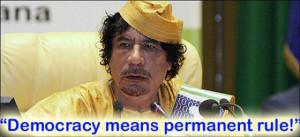 Funny Gaddafi quotes05 Funny Gaddafi quotes