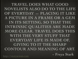 January 31 - Freya Stark's Birthday