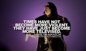 169 notes tagged as marilyn manson marilyn manson quotes quotes quote