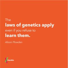 Quote-worthy quotes about science and DNA