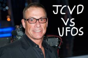 Jean-Claude Van Damme Vs. UFOs???