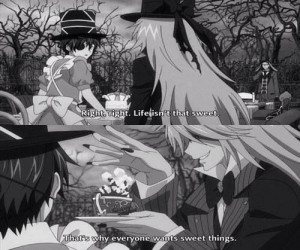 Ciel in wonderland quote - Undertaker's quotes are the best quotes ...