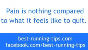 Cross Country Quotes Running quote