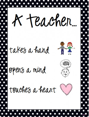 Love Teaching Quotes Who love a teacher). i