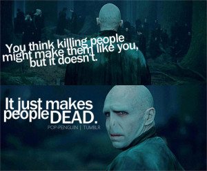Voldemort Funnies! - harry-potter Photo