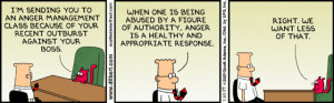 Bad Boss Quotes | Hr on Dilbert.com | office humor