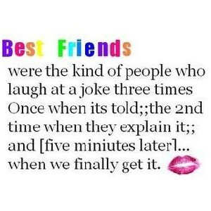 Best Friend/Sister Quotes////USE