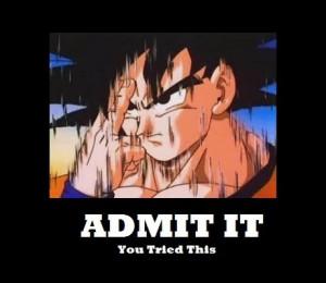 Image - Funny-Dragon-Ball-Z-mind-power.jpg - Dragon Ball Wiki