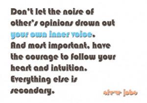 Entrepreneur Quote, Motivational Quote, Innovative Quote Steve Jobs