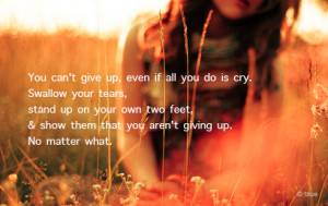 never give up quotes never give up dont give up quotes dont give up Do ...