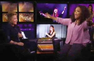 Charice Pempengco Reunites with Ninang Oprah