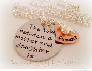 Quotes About Daughters Love For Parents: Daughter And Mother Love ...