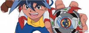 Mike Tyson- Beyblade Facebook Cover