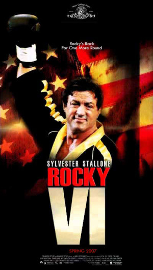 Thread: My Rocky VI Poster
