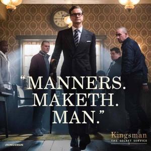 manners maketh man kingsman kingsman the secret service ...
