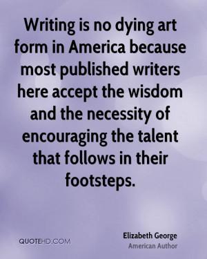 Elizabeth George Wisdom Quotes