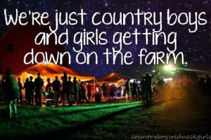Tim McGraw DOWN ON THE FARM