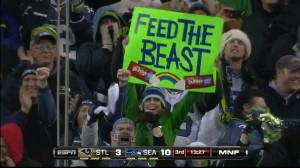 Marshawn Lynch, Feed the Beast