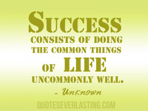 Success Life Famous Quote Quotez Kootation
