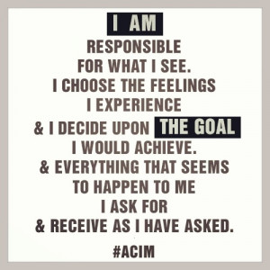 Being Responsible Quotes I am responsible for what i