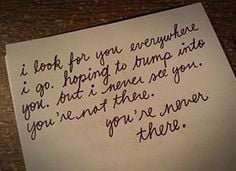quotes and sayings | Quotes And Sayings About Absence | Sad Quotes ...