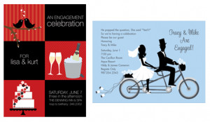 Clever Party Invites