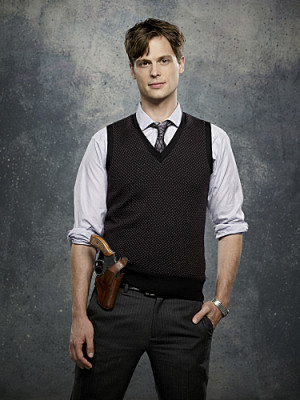 ... . Spencer Reid. The actor is perfect for this role on Criminal Minds