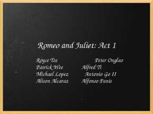 ... Quotes From Romeo And Juliet Act 1 3 ~ Romeo and Juliet, Act III