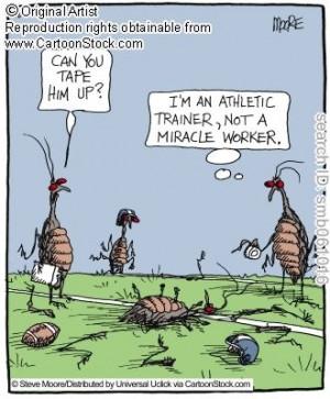 athletic trainer cartoons, athletic trainer cartoon, athletic trainer ...
