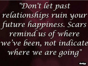 Quotes About Past Love Relationship