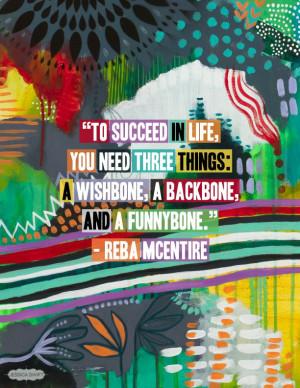 Reba McEntire #quote
