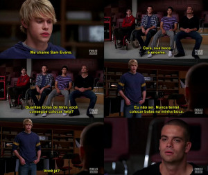 Glee Quotes Finn