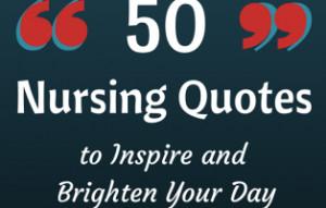 Nursing Quotes Archive