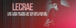 LeCrae Tell The Whole World Lyrics Wallpaper