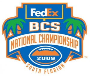 Game: The BCS National Championship Game