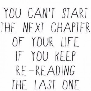 Turn the page and move...the story gets better :)