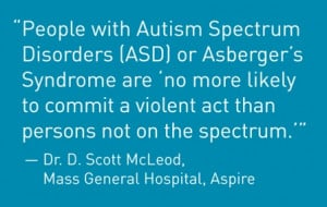 some comments have been made associating autism spectrum disorders asd ...