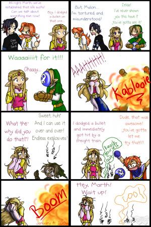 The Legend of Zelda Funny Legend of Zelda