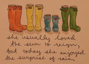 Quote On Rain
